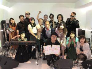 7/21(日)Live FEVER!!