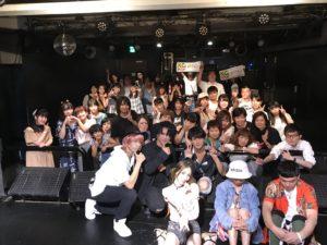 太陽と月主催ライブ!!