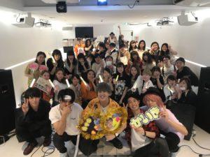 CAIKI主催ライブ!!