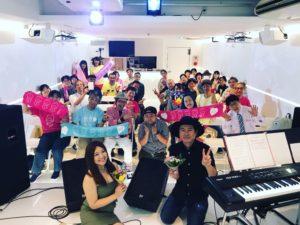 大好評のピアノライブ情報!!