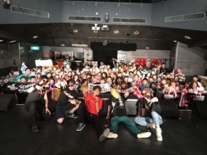 本日は4年2組主催ライブ!かんごバースデー!!@大塚Hearts+