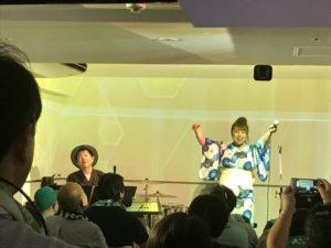 加藤樹里果(女子独身倶楽部)ピアノライブ終了!!