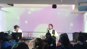 ゴリ山田カバ男ピアノライブ!終了!!