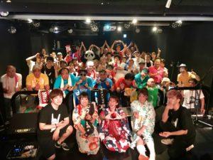 女子独身倶楽部主催@大塚Hearts Next!!