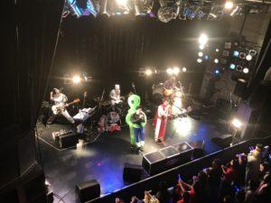 4年2組ハロウィンライブ!@TSUTAYA O-WEST終了!!