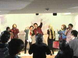 11/4 我竜、祥生、マサキの! 駒込  秋のコラボ祭り