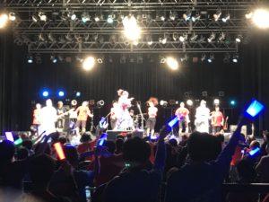 11/12 女子独身倶楽部ワンマンライブ@TSUTAYA O-EAST!!