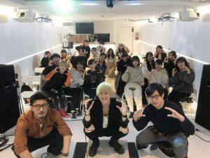 11/20 CAIKI主催ライブ!!〜やりたいようにやるvol.4〜