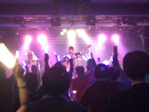 11/25 女子独身倶楽部主催@大塚Hearts+