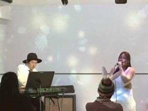 長友梨沙ピアノライブ!!
