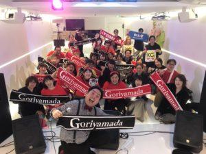 12/4 ゴリ山田カバ男 G.K.Oライブ!!!