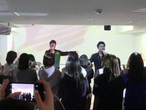 12/12 太陽と月主催ライブ!!