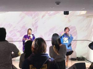 12/14 我竜麻里子×彩未凛ツーマンライブ〜152センチのキセキ〜
