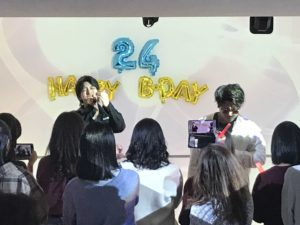 1/12 太陽と月 YUTAバースデーイベント!!