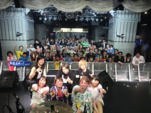 1/20 女子独身倶楽部ワンマンライブ@赤羽ReNY alpha!!