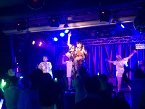 2/20 女子独身倶楽部主催 ROCK'N'ROLL FITNESS LIVE Vol.109