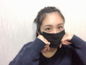 【店長ブログ】3分で出来るマスク作り!