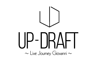 UP-DRAFT〜Live Journey Giovanni〜のSNS☆